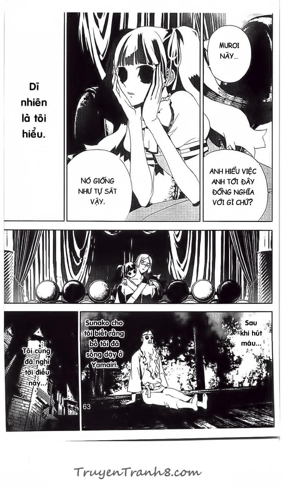 Shiki chapter 32 trang 14