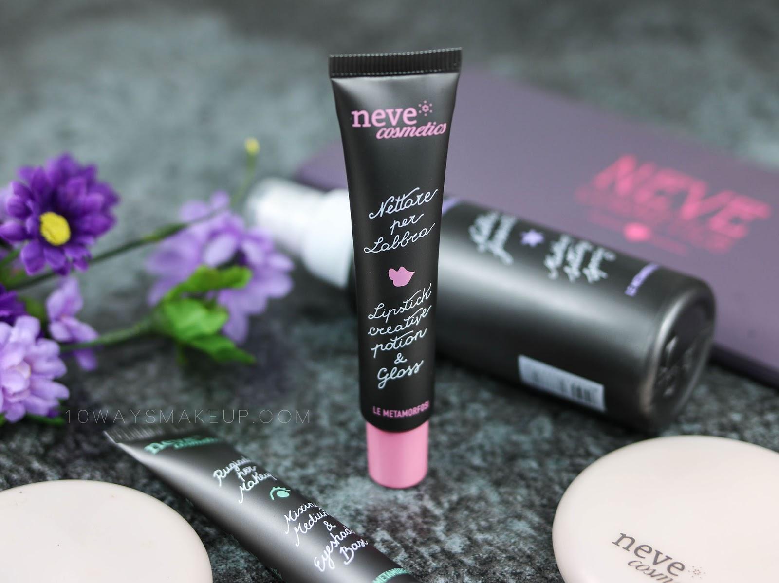 Neve Cosmetics Nettare per labbra