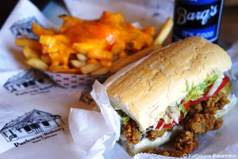 Parkway Bakery & Tavern New Orleans Restaurants