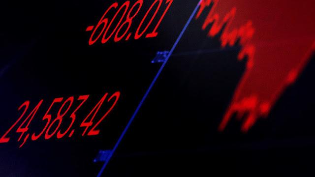 Las acciones de Wall Street caen por los pronósticos en el sector tecnológico