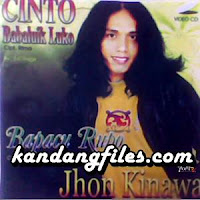 Jhon Kinawa - Cinto Tak Musti Basatu (Full Album)
