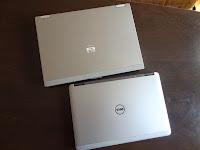 Latitude E7240 and EliteBook 6930p