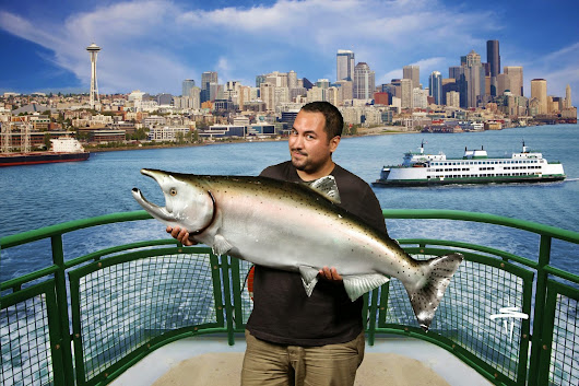 Follow Eric: The Most Touristy Thing I Did In Seattle