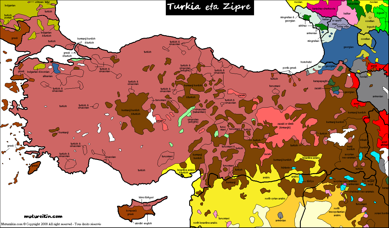 Ethnic Map Of Turkey - Peaks Free Porn-1009