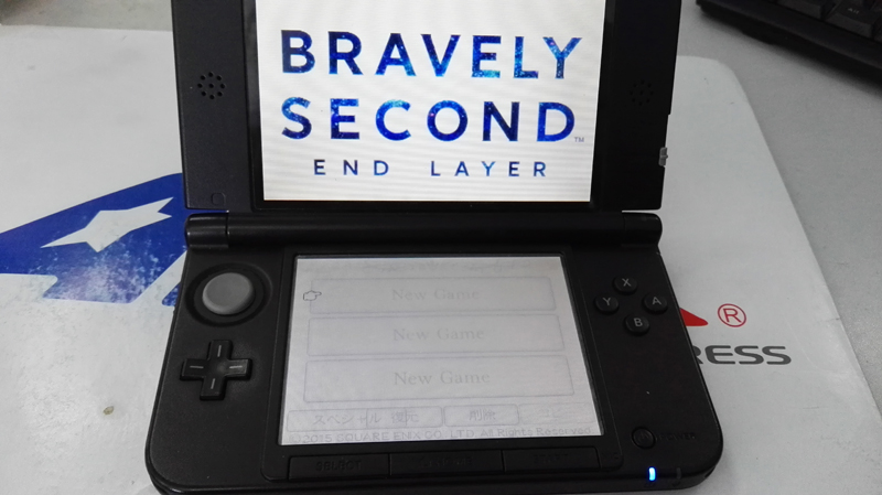 3ds flashcard
