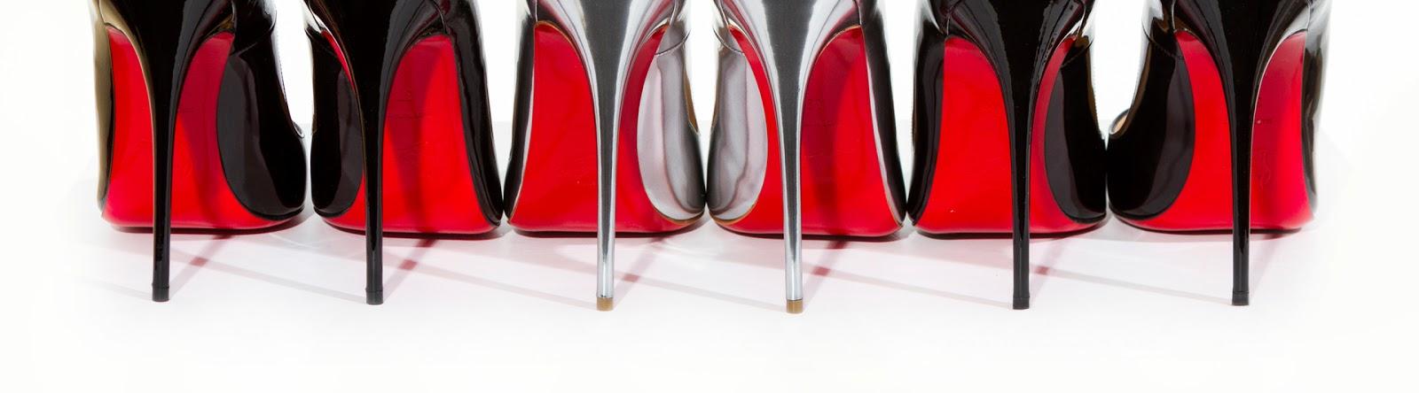 cb43c27ff83779 Indossare scarpe con suola rossa lucida vuol dire avere al piede una Christian  Louboutin