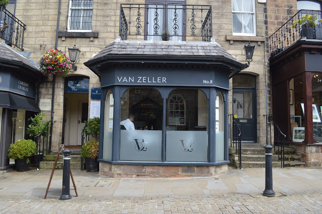 Van Zeller Restaurant in Harrogate