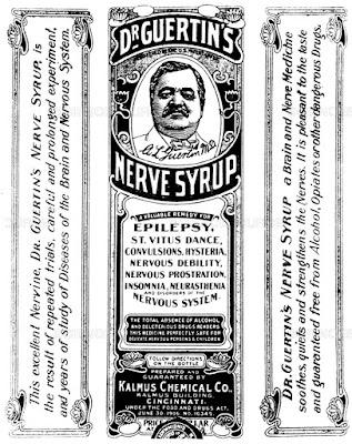 Dr Guertins Nerve Syrup