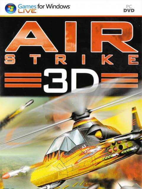 تحميل لعبة Air Strike 3D 2 مضغوطة برابط واحد مباشر كاملة مجانا