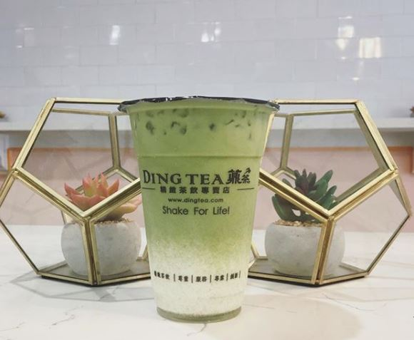 Dec. 28 - Jan 1 | Ding Tea Westminster Soft Opens - BOGO Free Drinks