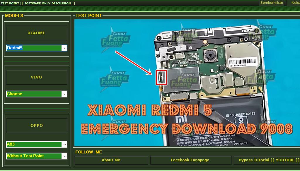 Mobile Firmware Free Download: OPPO | VIVO | XIAOMI TEST POINT