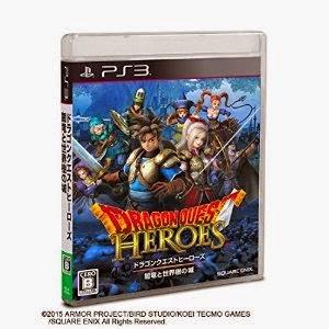 [PS3][ドラゴンクエストヒーローズ 闇竜と世界樹の城 ] (JPN) ISO Download