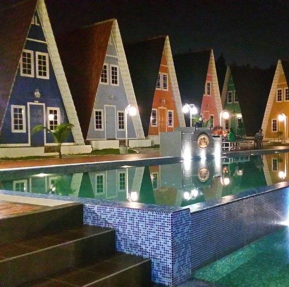 Masbro village homestay