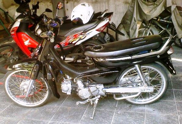 Gambar Motor Grand Astrea Ceper Xron