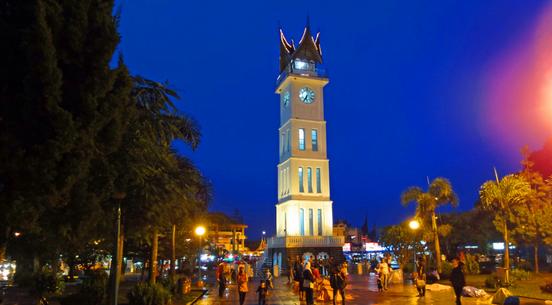 Jam Gadang, Monumen Kebanggaan Sumatera Barat