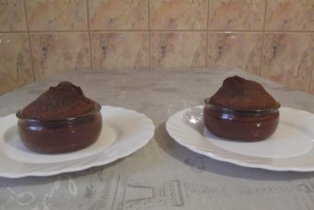 Kuchnia francuska #1 - Fondant au chocolat - zdjęcie 2 - Francuski przy kawie