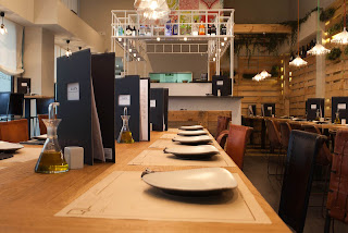 Restaurante QUBE Madrid