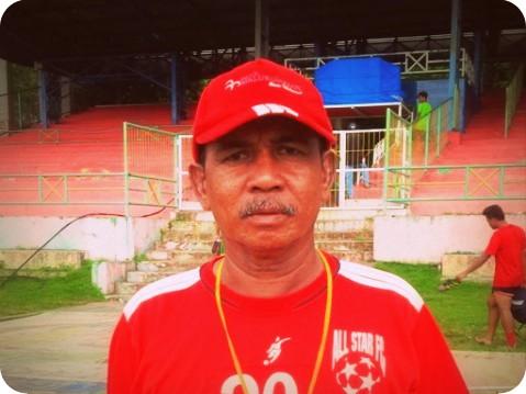 Pengabdian Soleman Sin untuk Sepakbola di Maluku Utara