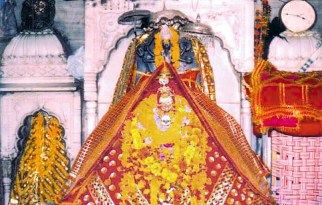 Sukrala Mata Shrine at Billawar in district Kathua - The Abobe of Goddess Durga