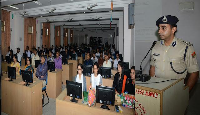 Ajmer, Rajasthan, Cyber Crime, Ajmer SP, Nitin deep Balggan