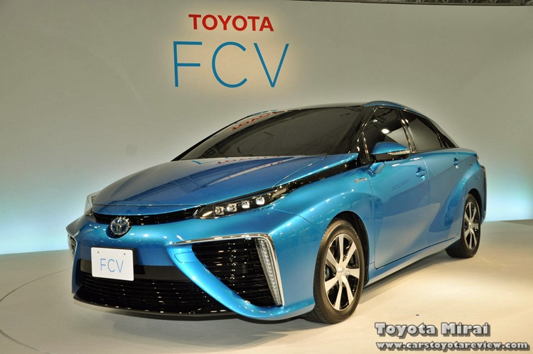 MPG-Sunday! Toyota Announces Review EPA Rates For Mirai