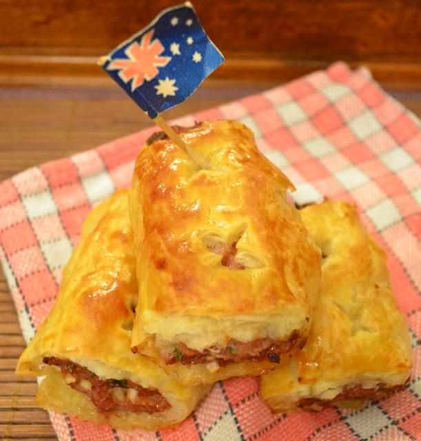 Sausage rolls (Australie)