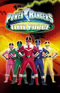 Power Rangers Força Do Tempo Dublado