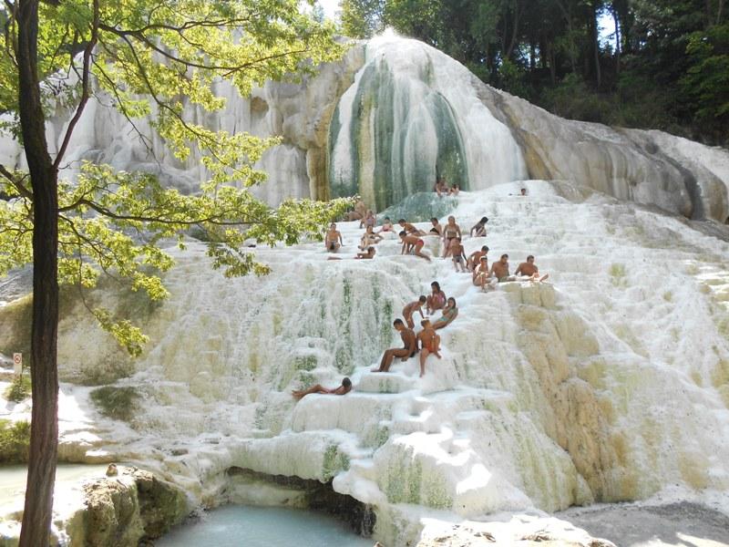 Holiday In Tuscany AlbaToscana Thermal Baths In Tuscany
