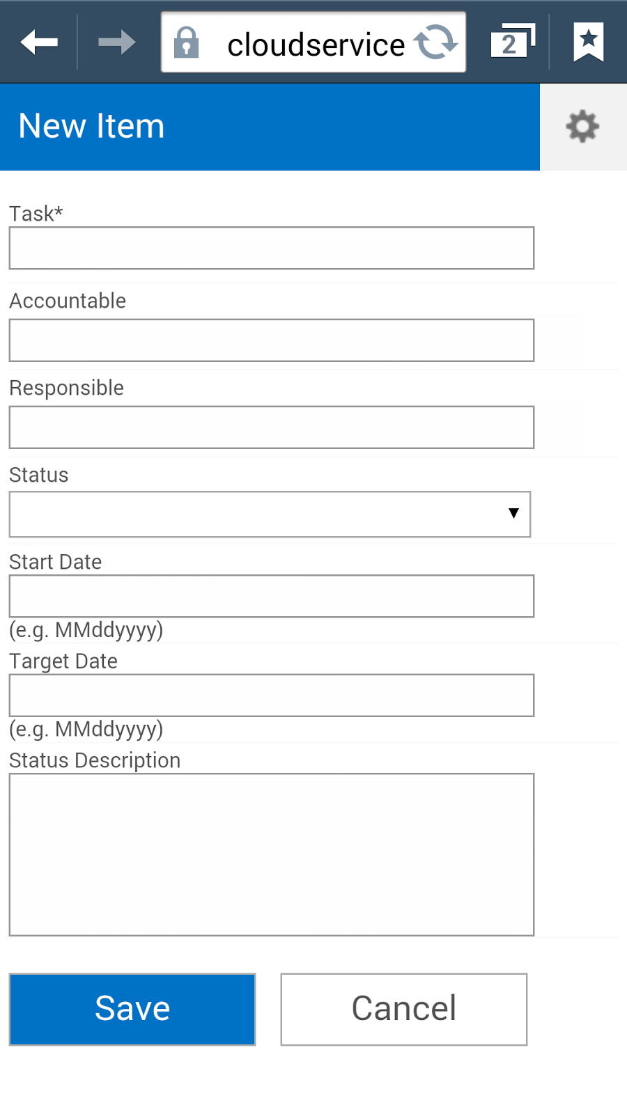 sharepoint 2013 list mobile view