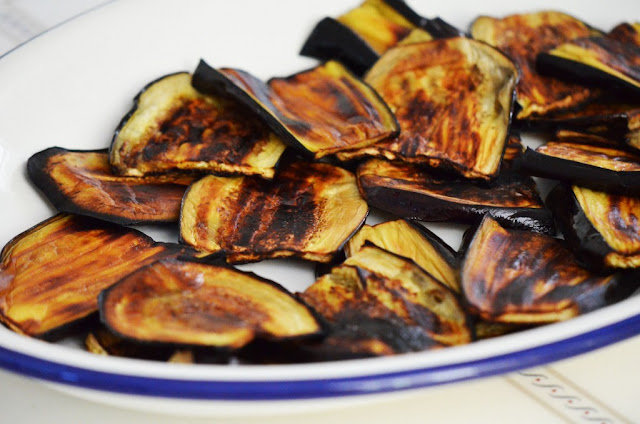 How to Grilled Eggplant