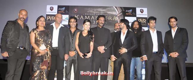 , Kamasutra 3D Movie Trailer Launch