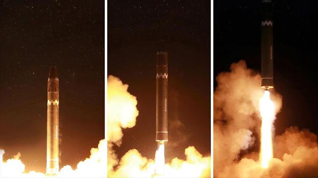 Francia: Europa también está al alcance de misiles de Pyongyang