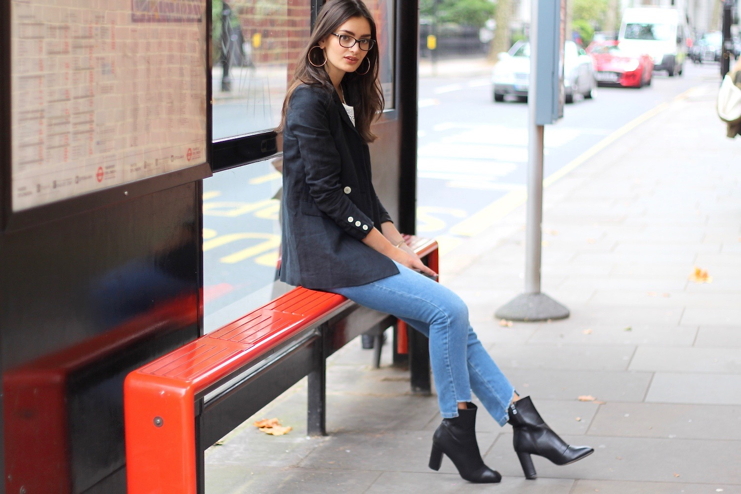 peexo street style blogger london