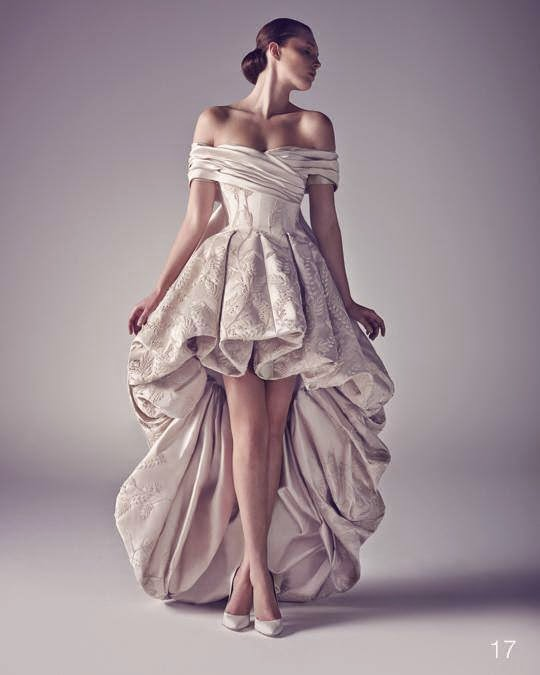 Concierge4fashion The Most Beautiful Girl In The World: Concierge4Fashion: Ashi Studio Spring Summer 2015 Haute