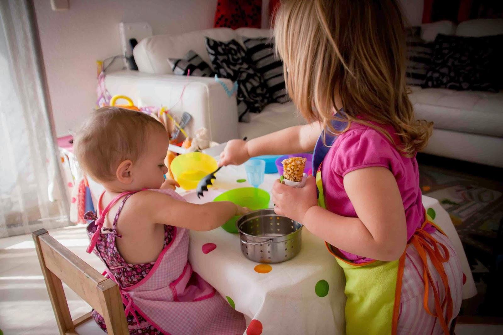 actividades especiales para niños de 2 años