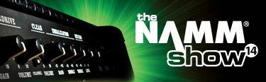 The 2014 NAMM Show