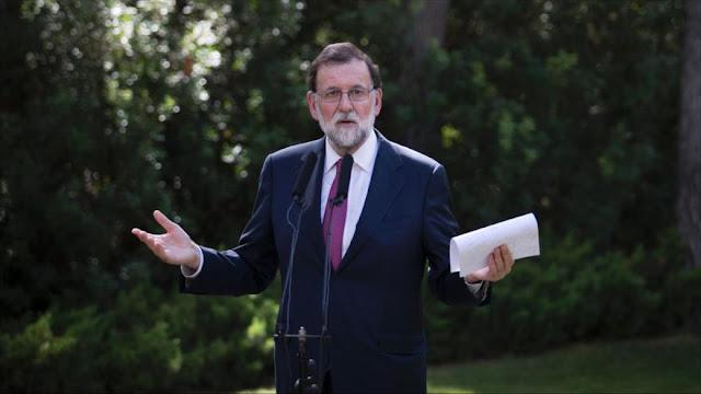 Rajoy se mete en asuntos de Venezuela y pide 'elecciones libres'
