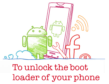 How to unlock bootloader xperia lock