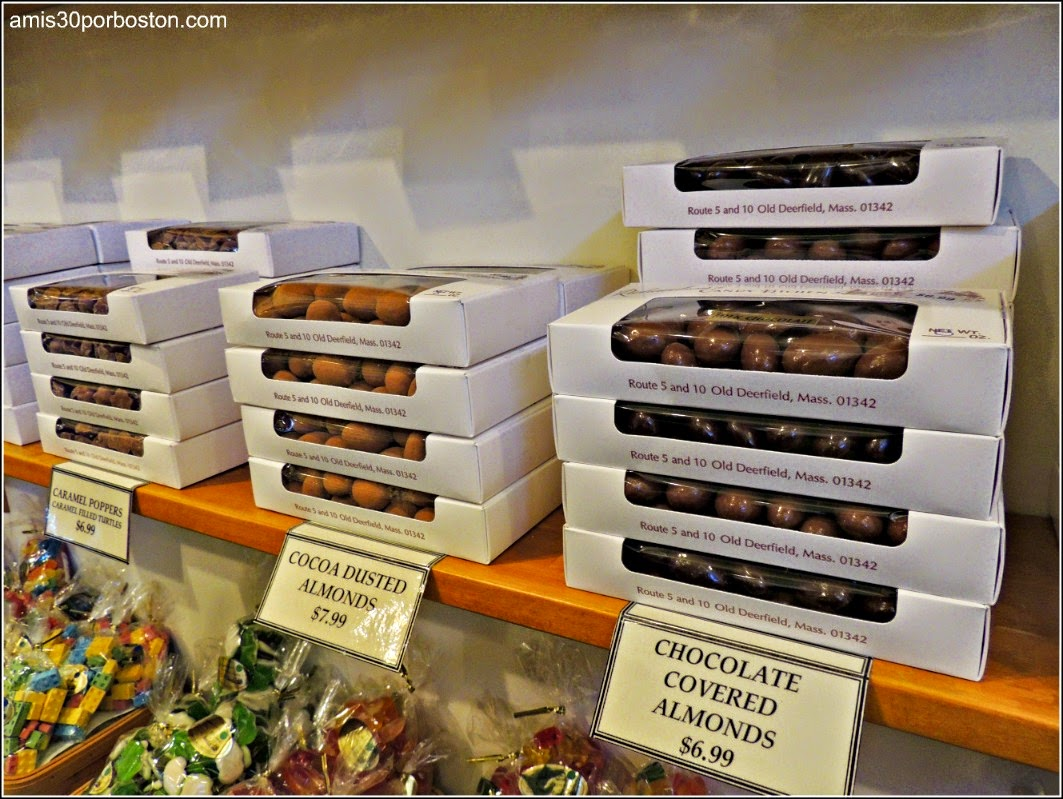 Bombones del Richardson´s Candy Kitchen