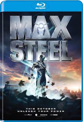 Max Steel 2016 BD25 Latino