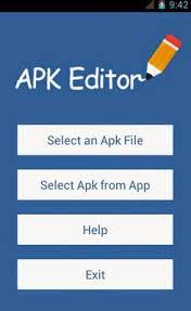 APK Editor Pro Premium Unlocked Mod Apk v1.8.0 Terbaru 2017