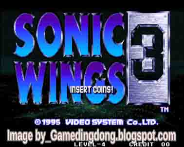 games ding dong Aero Fighter 3
