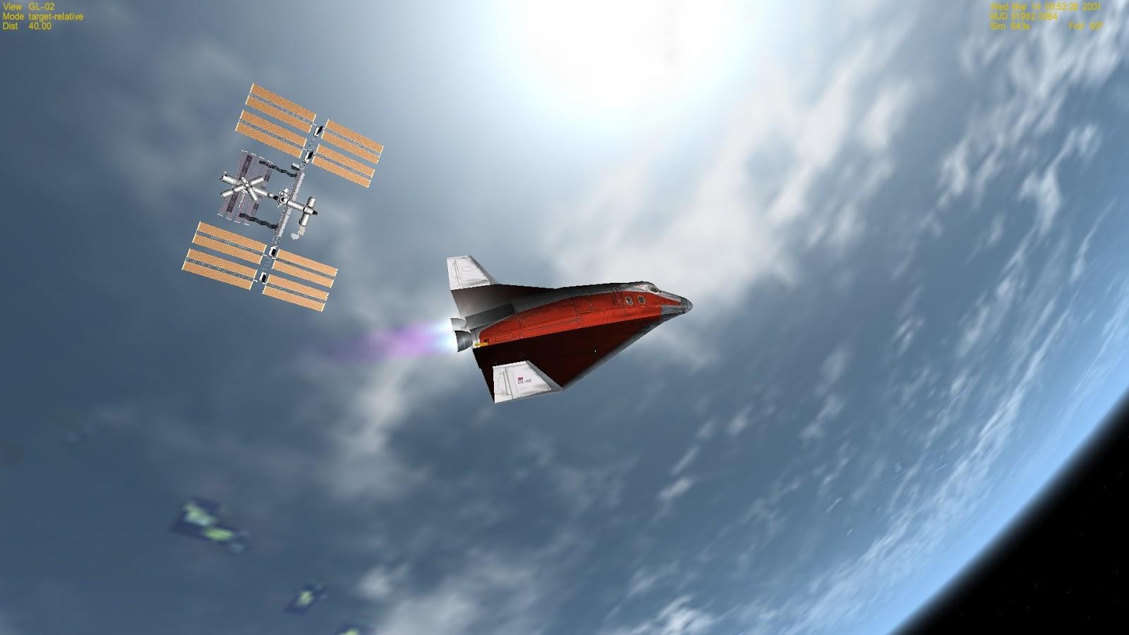 orbiter space flight simulator - photo #21