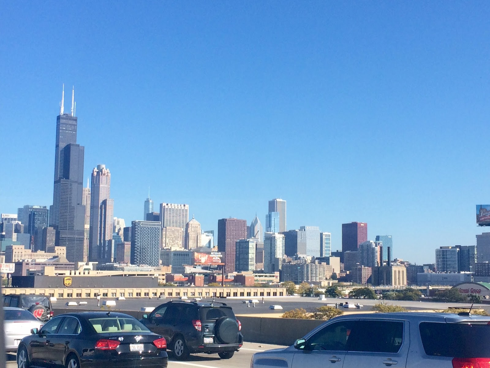 Senior RV Adventure: Chicago Marathon & Toll Roads