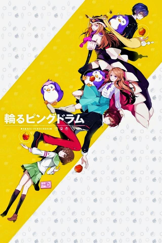 cover anime Mawaru Penguindrum