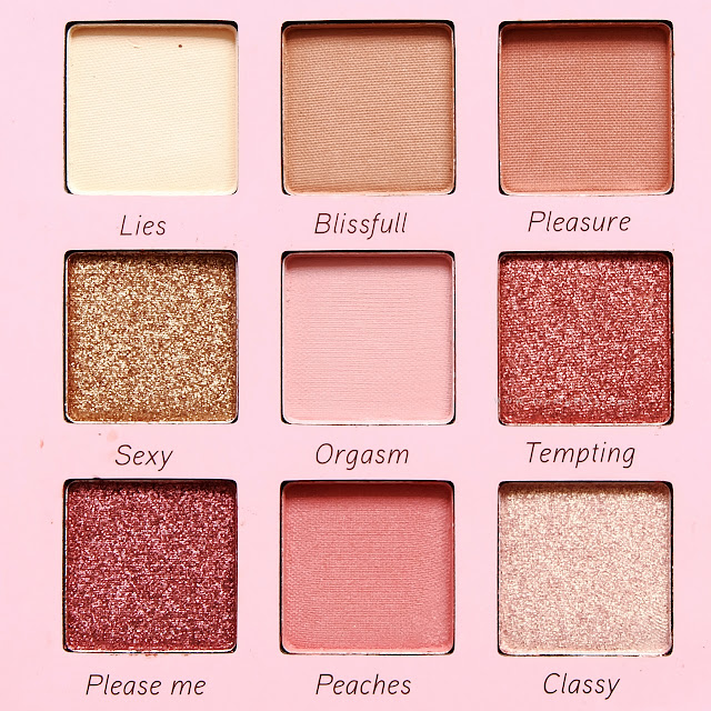 beauty creations palette review