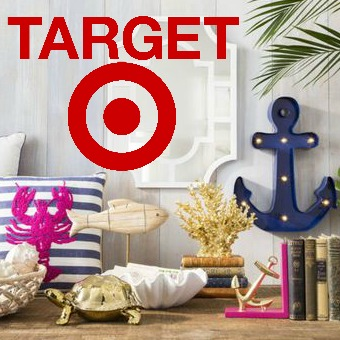 Coastal Decor at Target