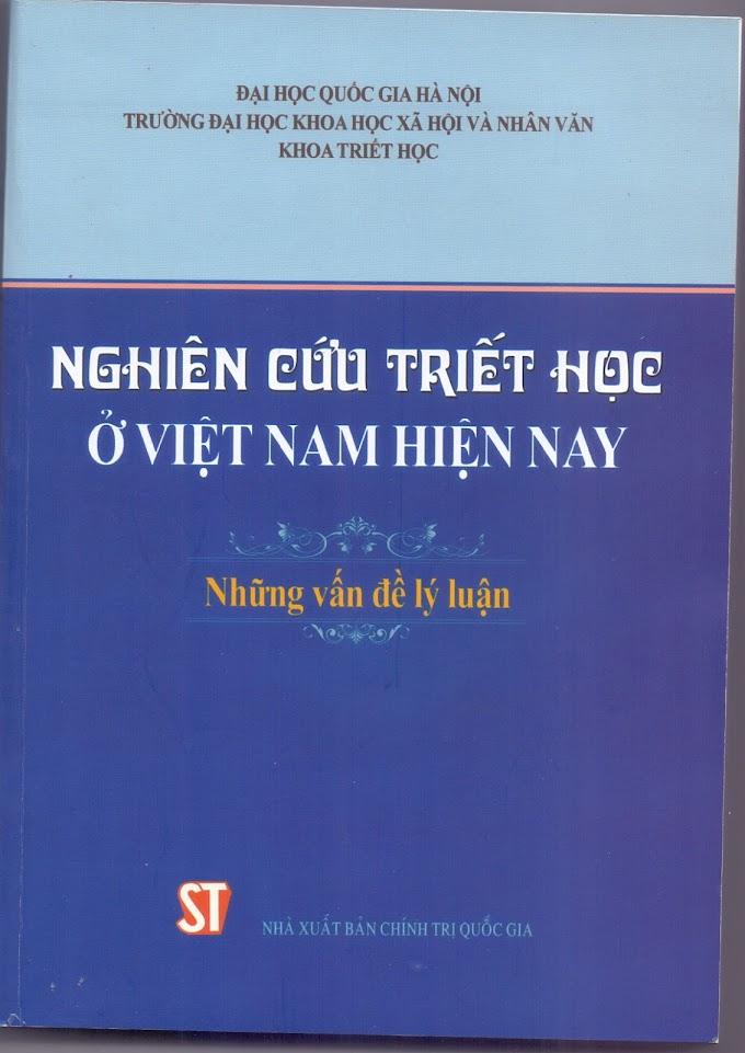 Nguyễn Vũ Hảo - Triết học khai sáng Đức - Một lĩnh vực cần được quan tâm nghiên cứu ở Việt Nam
