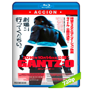 Gantz: O (2016) BRRip 720p Audio Dual Latino-Japones