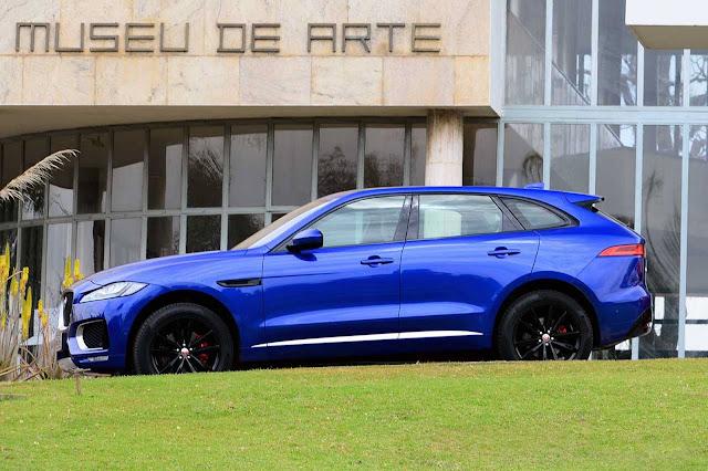Jaguar F-Pace Brasil First Editon